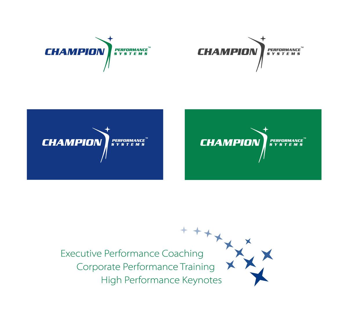 Champion Performance - Логотип