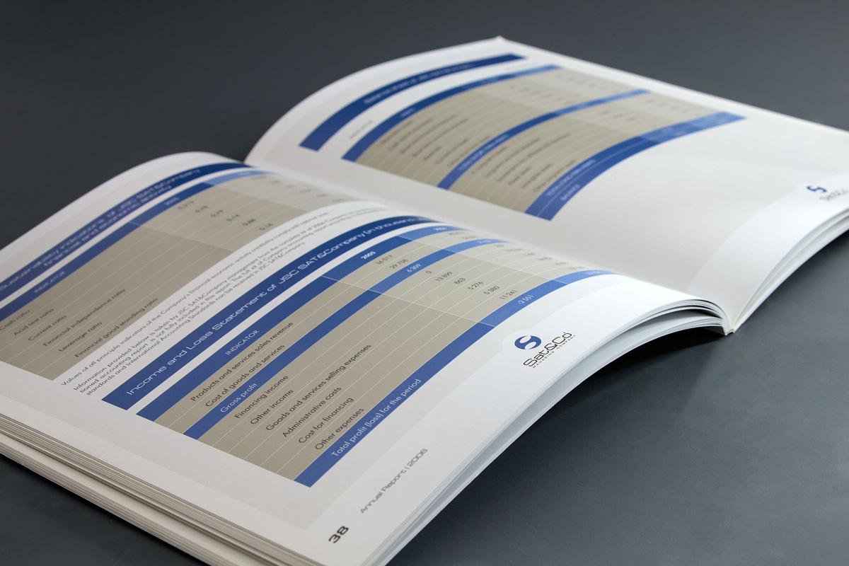 Sat&Company - Годовой отчет 2006