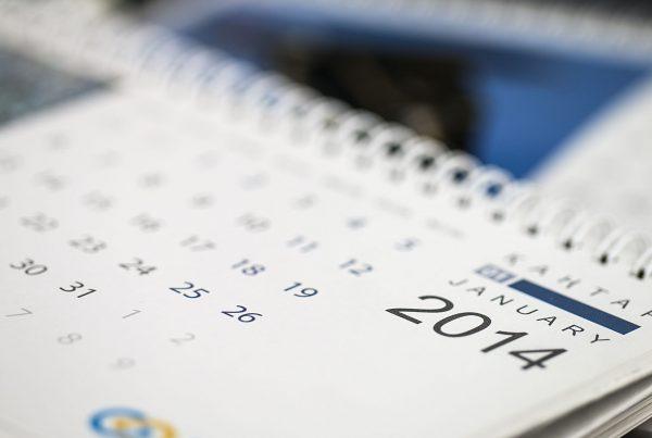 NCPOC - calendar 2014